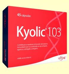 Kyolic 103 - Defenses - Vitae - 45 comprimits