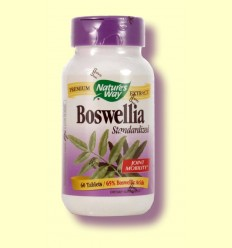 Boswellia Stand - Nature 's Way - 60 càpsules