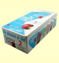 Barreta Control Day - Iogurt Préssec - Nutrisport - 24 barretes *