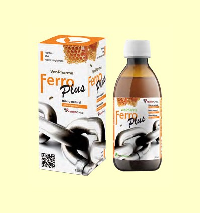 Ferro Plus - VenPharma - 250 ml