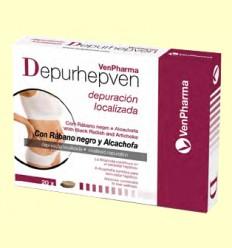 Depurhepven - Depuratiu Hepàtic - VenPharma - 20 comprimits