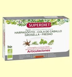 Quartet Harpagofit Bio - Articulacions - Super Diet - 20 ampolles