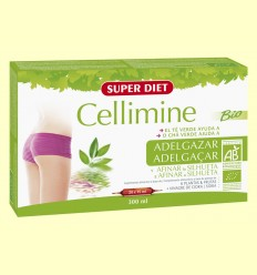 Cellimine Bio - Super Diet - 20 ampolles