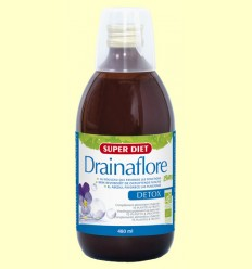 Drainaflore Beguda Bio - Detox - Super Diet - 480 ml