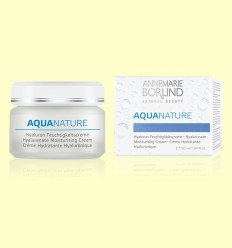 Aquanature Crema Hialurónica 24h - Anne Marie Börlind - 50 ml