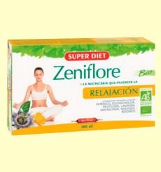 Zeniflore Bio - Relaxació - Super Diet - 20 ampolles