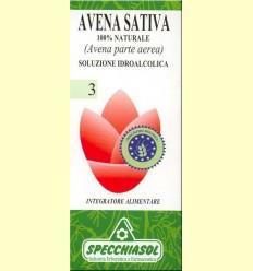 Civada solució hidroalcohòlica - Specchiasol - 50 ml