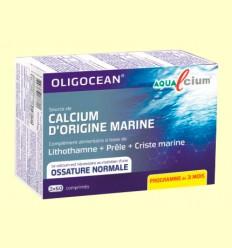 Aqualcium - Calci d'Origen Marí - Super Diet - 60 càpsules