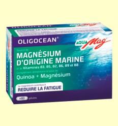 Aquamag - Magnesi d'Origen Marí - Super Diet - 80 càpsules