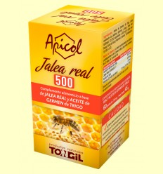 Apicol Gelea Reial 500 - Tongil - 60 càpsules