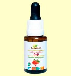 Oli de llavors de Goji - Sura Vitasan - 15 ml
