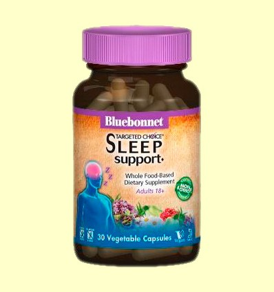 Sleep Support Targeted Choice - Bluebonnet - 30 càpsules