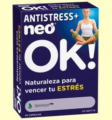 Antistress Plus - Sistema Nerviós - Neo - 30 càpsules
