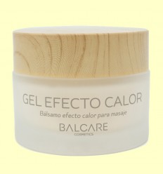 Gel Efecte Calor - Balcare - 50 ml