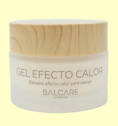Gel Efecte Calor - Balcare - 50 ml