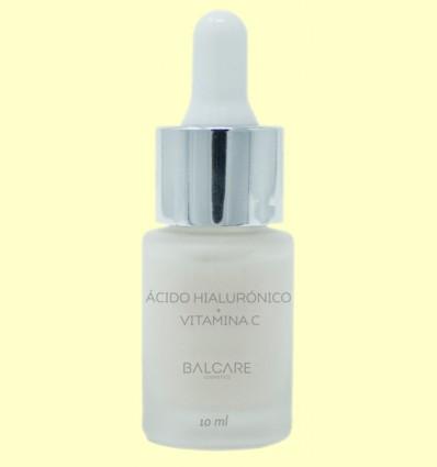 Àcid Hialurònic Ecològic Pur + Vitamina C - Balcare - 10 ml