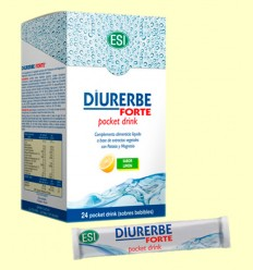 Diurerbe Forte Pocket Drink - Laboratoris Esi - 24 pocket drink