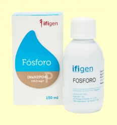 Oligoelement Fòsfor - Ifigen - 150 ml