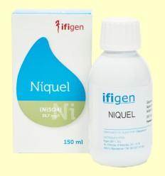 Oligoelement Níquel - Ifigen - 150 ml
