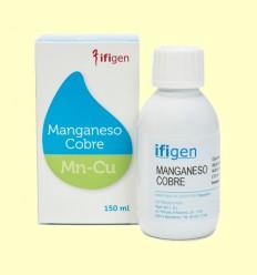 Oligoelements Manganès + Coure - Ifigen - 150 ml