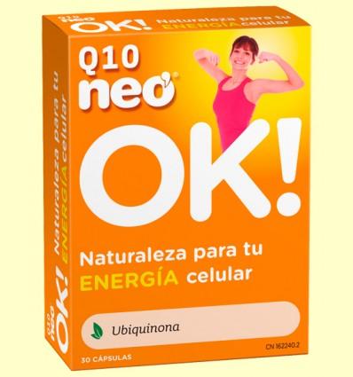 Coenzim Q-10 Neo 120 mg - Neo - 30 càpsules