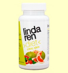 Citric Slim - Lindaren diet - 60 cápsulas