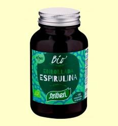 Alga Espirulina Bio - Santiveri - 100 comprimits