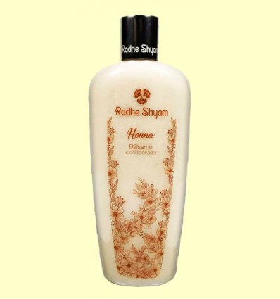 Bàlsam Condicionador a la Henna - Radhe Shyam - 400 ml
