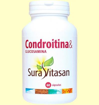 Condroitina & Glucosamina - Sura Vitasan - 60 càpsules