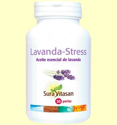 Lavanda-Stress - Sura Vitasan - 30 perles