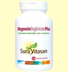 Magnesi Bisglicinato Plus - Sura Vitasan - 120 càpsules