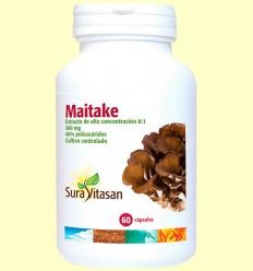 Maitake 400 mg - Sura Vitasan - 60 càpsules