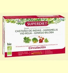 Quartet Circulació Bio - Super Diet - 20 ampolles