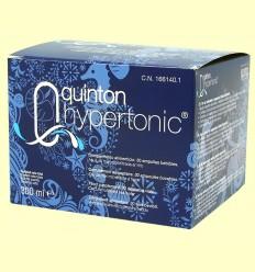 Quinton Hypertonic - Quinton - 30 ampolles