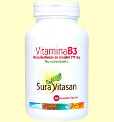 Vitamina B3 - Sura Vitasan - 60 càpsules