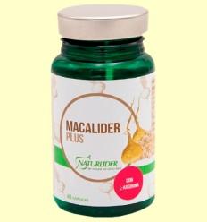 Macalíder Plus estandarditzada - Naturlider - 60 càpsules