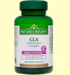 CLA (Àcid Linoleic Conjugat) - Nature 's Bounty - 60 càpsules