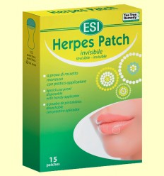 Herpes Patch - Pegats Transparents - Laboratoris Esi - 15 pegats