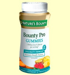 Bounty Pro Gummies - Nature 's Bounty - 60 càpsules