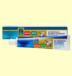 Pasta de Dents de Pròpolis BIO30 & Mel de Manuka MGO 400 + Manuka Honey - Manuka World - 100 grams