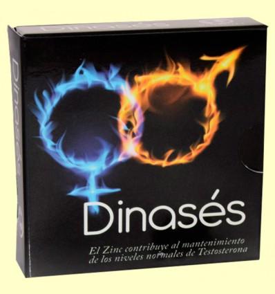 Dinasés - Testosterona - Dinadiet - 4 càpsules