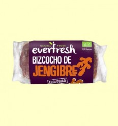Pa de pessic de Gingebre Bio - Everfresh - 380 grams *
