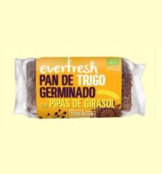 Pa de Blat Germinat amb Llinosa i Pipes de Gira-sol Bio - Everfresh - 400 grams *