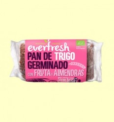 Pa de Blat Germinat amb Fruits Secs Bio - Everfresh - 400 grams *