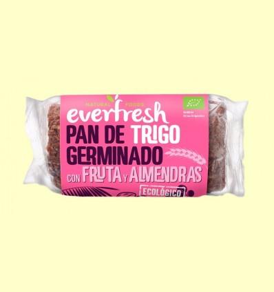 Pa de Blat Germinat amb Fruits Secs Bio - Everfresh - 400 grams *