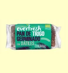 Pa de Blat Germinat amb Dàtils Bio - Everfresh - 400 grams *