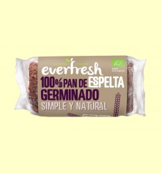 Pa Germinat d'Espelta Ecològic - Everfresh - 400 grams