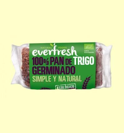 Pa Germinat de Blat Integral Ecològic - Everfresh - 400 grams *