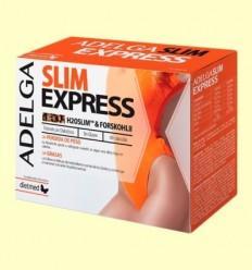 Adelgaslim Express - Pèrdua de Pes - DietMed - 60 càpsules