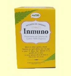 Infusió Immuno amb CBD - myCBD - 25 bossetes *